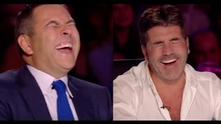 Video Top 10 FUNNIEST Auditions Britain's Got Talent 2016 (Try NOT TO LAUGH!) MP3, 3GP, MP4, WEBM, AVI, FLV Maret 2019