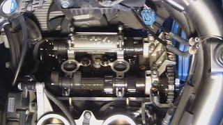 9. Valve Shim Adjustment - 2012 Kawasaki Ninja 650