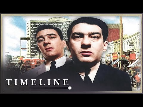 Who Were The Real Kray Twins? | Rise And Fall Of The Krays | Timeline