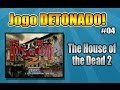 Jogo Detonado The House Of The Dead 2 arcade gameplay C