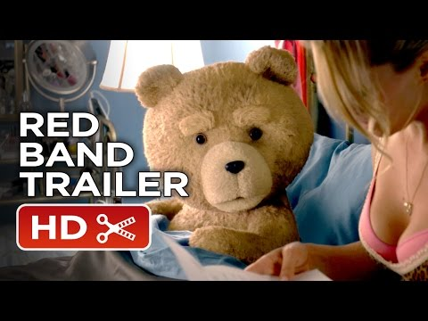 Ted 2 Official Red Band Trailer Starring Mark