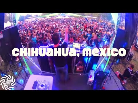 Vibe Tribe @ NOVA SH Production – Chihuahua, Mexico