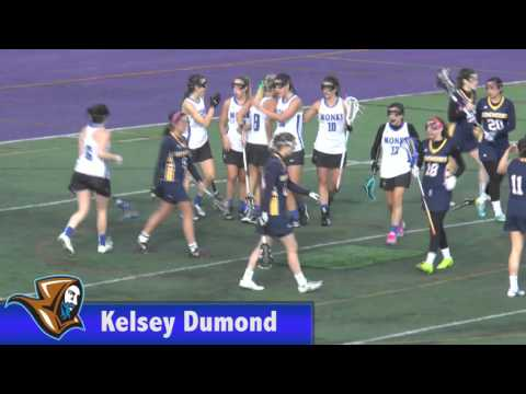 Video Highlights: W. Lacrosse vs. Simmons College