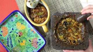 How to Make Tomatillo Salsa
