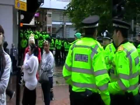 Birmingham Riots 2011 – How it began!