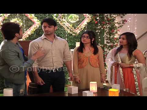 Dev's birthday celebrations begin in kuch rang pya