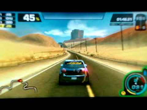 need for speed prostreet psp code