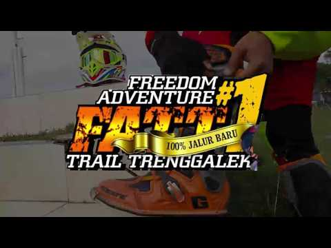 Video FATT #1 FREEDOM ADVENTURE TRAIL TRENGGALEK || 9-10 September 2017 download in MP3, 3GP, MP4, WEBM, AVI, FLV January 2017