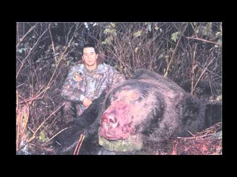 IMPRESIONANTE! Oso enorme hallado en Alaska!