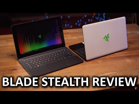 Razer Blade Stealth Review - My new daily driver?