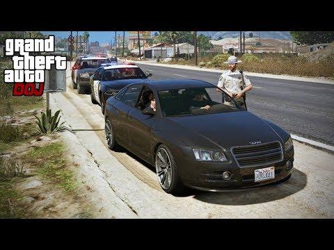 GTA 5 Roleplay - DOJ 273 - Learners Permit (Criminal)