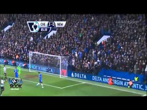 محمد صلاح يتألق ويقود تشيلسى لسحق نيوكاسل 3-0