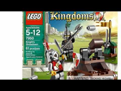 Video New YouTube Video of the 8822  Knights Kingdom 8822 Gargoyle
