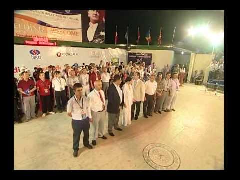 23. İnegöl Belediyesi Uluslararası Kültür Sanat Festivali Halk Dansları Açılış