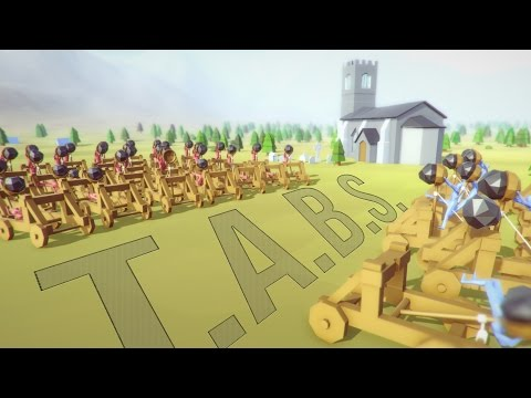 TABS Game - Totally Accurate Battle Simulator