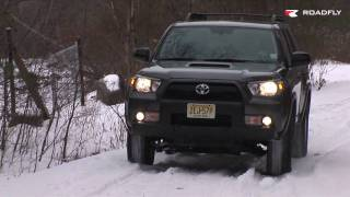 Roadfly.com - 2010 Toyota 4Runner SUV Road Test&Review