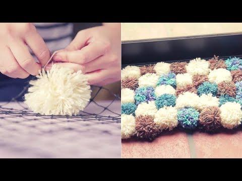 Hacer lana videos videos relacionados con hacer lana - Como hacer una alfombra de lana ...