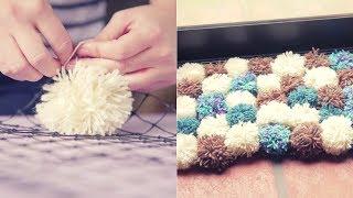 C mo hacer una alfombra de lana vidinfo - Como hacer una alfombra de lana ...