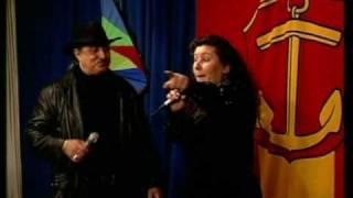 Fernsehauftritt mit Italienische Pop-Duo Dino & Angela