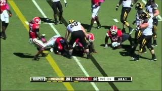 Henry Josey vs Georgia (2013)