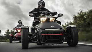 8. Check out the 2018 Can-Am® Spyder - Nash Powersports