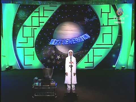 Download Dr Zakir Naiks Doughter Rushda Naik Speech part 1 HD Mp4 3GP Video and MP3