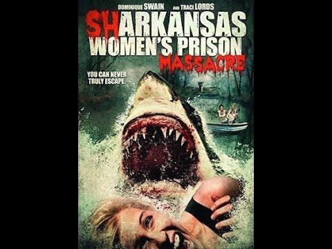 "Movies to Watch on a Rainy Afternoon- ""Sharkansas Women's Prison Massacre (2015)"""