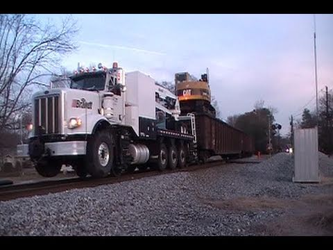 Truck that pulls A Train Part Three 12 3...