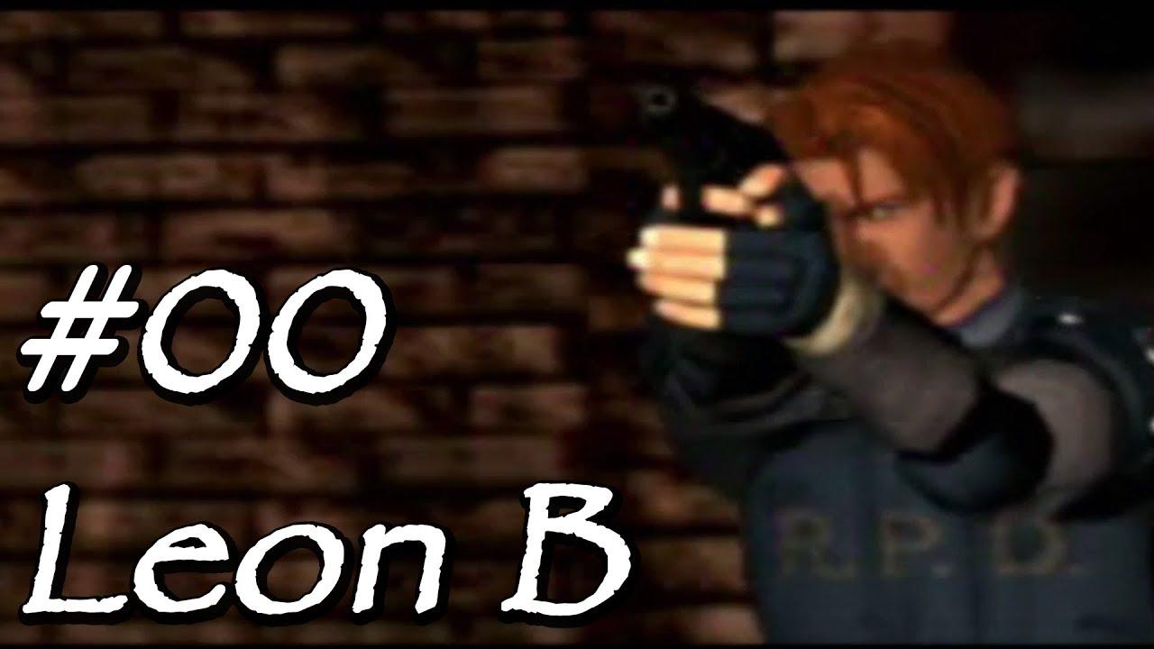 [Let's Play] Resident Evil 2 (Leon B) – 00 – Das Intro