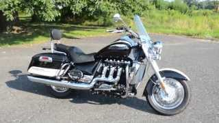 9. For Sale 2013 Triumph Rocket III Touring at East 11 Motorcycle Exchange LLC