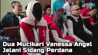 Video Dua Mucikari Vanessa Angel Jalani Sidang Perdana Satu Diantaranya Mengaku Siap Jalani Sidang MP3, 3GP, MP4, WEBM, AVI, FLV Maret 2019