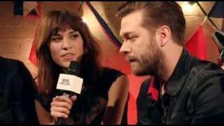 Kasabian at the NME Awards 2012