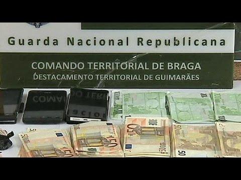Πορτογαλία: Εντοπίστηκαν τεράστιες ποσότητες ηρωίνης και κοκαΐνης