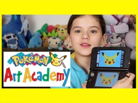 art academy nintendo ds youtube