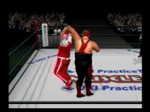 It's Vader Time: Videogame Match Kikutaro vs Big Van Vader