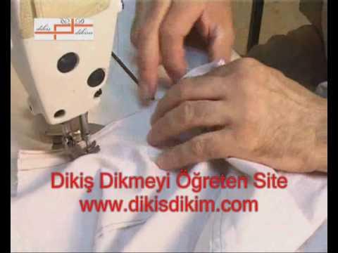 Gömlek Nasıl Dikilir? / Как сшитая рубашка? www.dikisdikim.com
