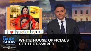 Video White House Officials Get Left-Swiped | The Daily Show MP3, 3GP, MP4, WEBM, AVI, FLV Januari 2019