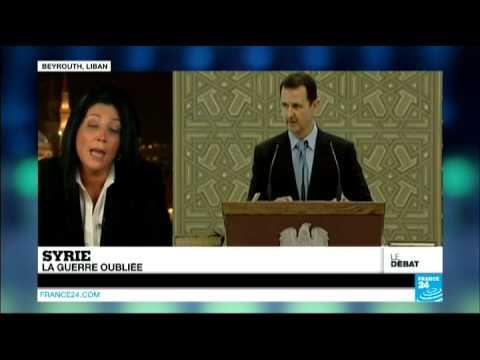 pourquoi y a t il la guerre en syrie