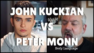 Video Body Language: John Kuckian vs Peter Monn MP3, 3GP, MP4, WEBM, AVI, FLV November 2018