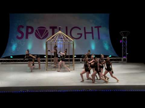 Best Jazz // CAGED - Carlsbad Dance Centre [San Diego, CA]