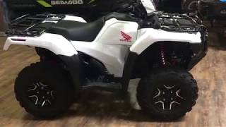 8. 2016 HONDA FourTrax Foreman Rubicon - 4x4 Automatic DCT EPS Deluxe