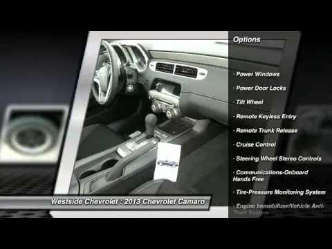 2013 Chevrolet Camaro Katy Texas 30536