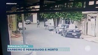 Barbeiro é perseguido e morto em Paraguaçu Paulista