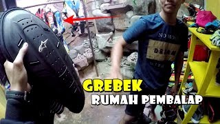 Video GREBEK RUMAH PEMBALAP - CARI ILMU DI RISTAN RACING SCHOOL MP3, 3GP, MP4, WEBM, AVI, FLV Januari 2019