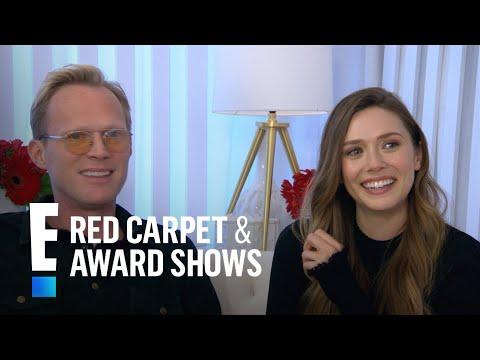 "Paul Bettany & Elizabeth Olsen Aren't Giving ""Infinity War"" Spoilers | E! Red Carpet & Live Events"