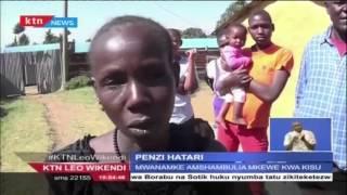 Penzi hatari;Mwanamke ashambuliwa na mumewe kwa kisu