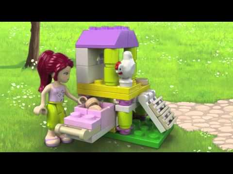 """Конструктор LEGO Friends 41039 """"Ранчо Саншайн"""""""