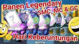 Video Panen Legendary. Buka SMC, MC dan GC •|• Clash Royale Indo MP3, 3GP, MP4, WEBM, AVI, FLV Agustus 2017