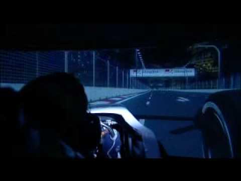 Nico Rosberg - Singapur en el  Williams F1