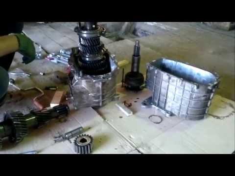 Кпп газ 3309 ремонт своими руками